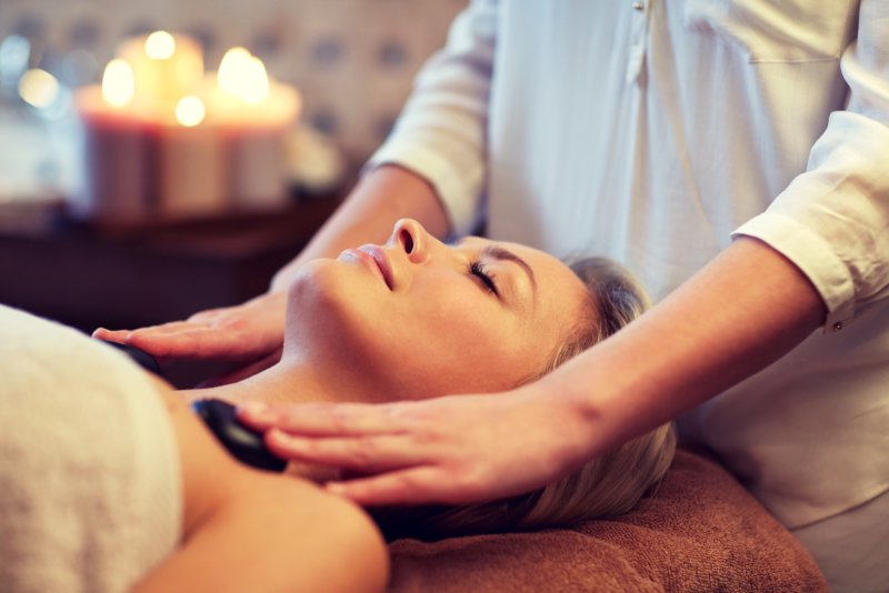 Let go of all the strain with a Ryko Massage.