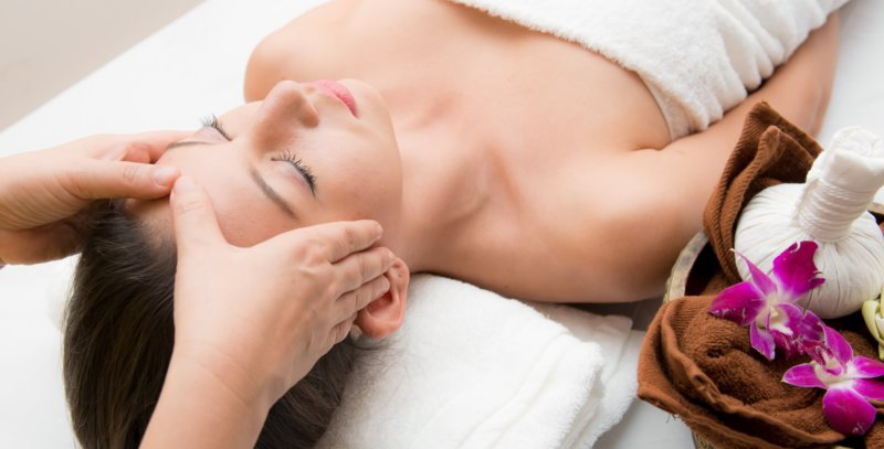 Ryko Spa offers a range of soothing massages.